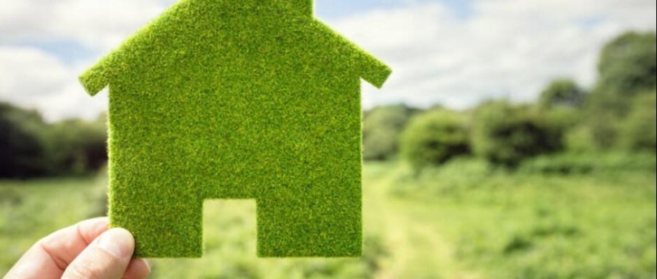 Nachhaltigkeit ist der Bautrend !